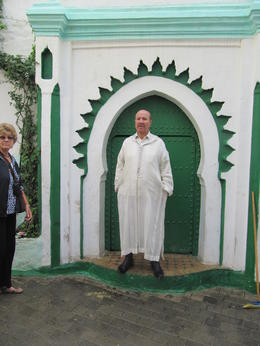 Photo of Costa del Sol Tangier, Morocco Day Trip from Costa del Sol Hassan our guide