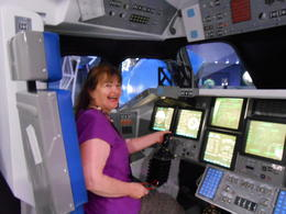 Photo of Orlando Kennedy Space Center Day Trip with Transport from Orlando I can do this landing!.