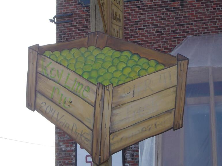 Key Lime Pie Factory in Red Hook - New York City