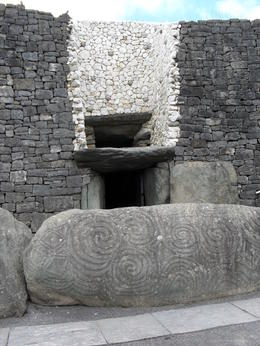 Photo of Dublin Newgrange and Hill of Tara Day Trip from Dublin Newgrange entry port