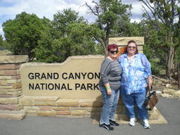 Photo of Las Vegas Grand Canyon South Rim Bus Tour with Optional Upgrades our national park.