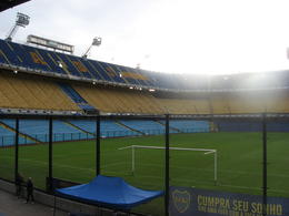 Photo of Buenos Aires Buenos Aires Behind the Scenes Soccer Stadium Tour Pitch