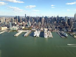 Photo of New York City Manhattan Sky Tour: New York Helicopter Flight quel bonheur!!!!!!!