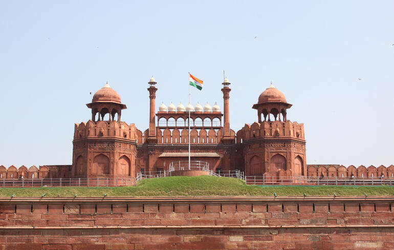 Red Fort - New Delhi