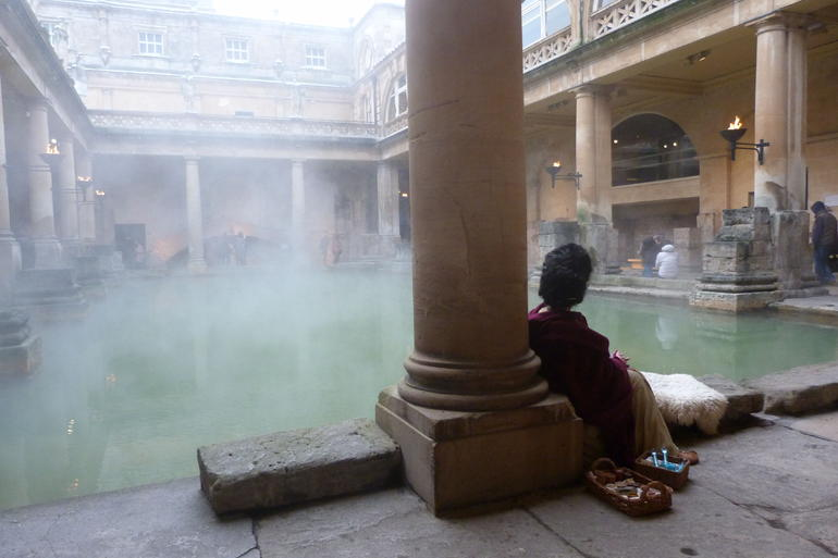 Roman Baths (Bath) - London