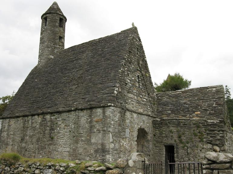 Stone roofed structure - Dublin