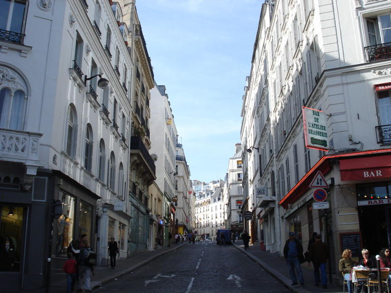 Streets of Paris - Paris
