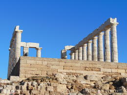 Photo of Athens Cape Sounion and Temple of Poseidon Half-Day Trip from Athens Temple