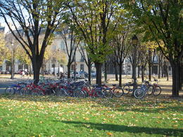 Photo of Paris Paris Bike Tour A Little Rest...