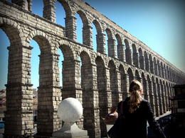 Photo of Madrid Avila and Segovia Day Trip from Madrid Aqueducto de Segovia