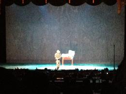 Beijing Opera (a little blurry, sorry!), Cat - July 2012
