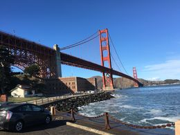 Best view of the Bridge I have personally seen. , brian c - December 2015