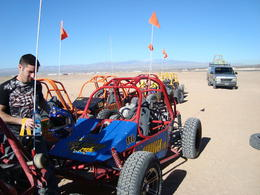 Photo of Las Vegas Nellis Dune Buggy Tour Buggy Time