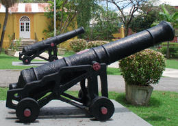 Cannons - September 2011