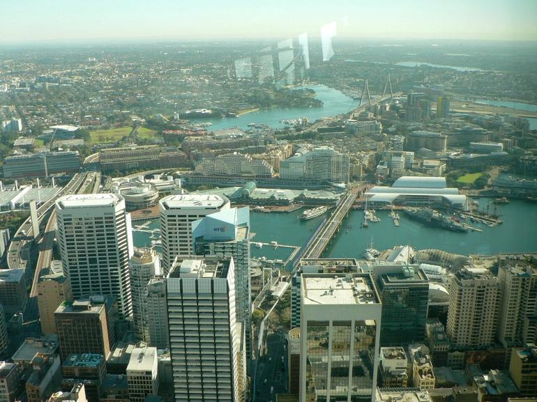 From Sydney Tower Eye - Sydney