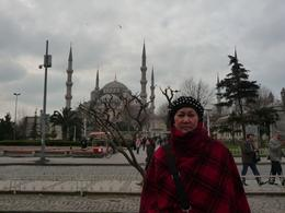 What can I say? You have never been to Istanbul if you haven't seen this very unique and historical mosque. , Rick and Ildy Vinas - May 2011