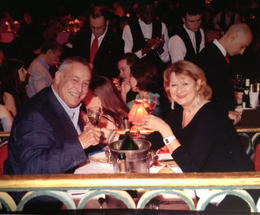 Photo of Paris Moulin Rouge Show Paris Having dinner