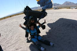 Skydiving! - March 2011