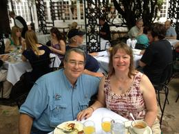 The brunch was a wonderful inclusion to our 25th Wedding Anniversary festivities :) , Tara K - July 2012