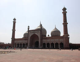 Photo of New Delhi Private Custom Tour: Delhi in One Day Jama Masjid