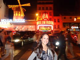 Photo of Paris Eiffel Tower, Paris Moulin Rouge Show and Seine River Cruise Le Moulin Rouge