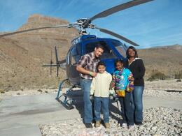 Photo of Las Vegas Grand Canyon Helicopter and Ranch Adventure Leaving the Ranch