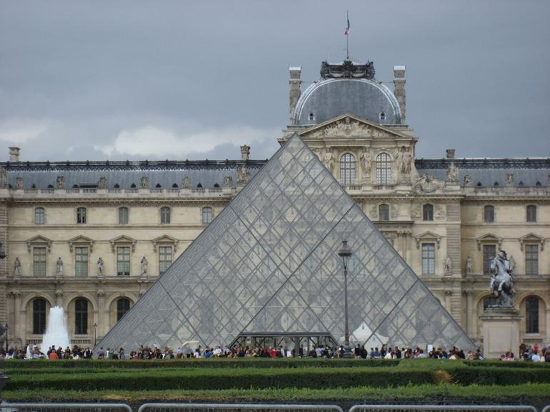 Louvre Museum - London