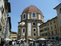 Medici Chapel, Florence, Philippa Burne - July 2011