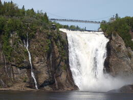 Photo of Montreal Quebec City and Montmorency Falls Day Trip from Montreal Montmorency