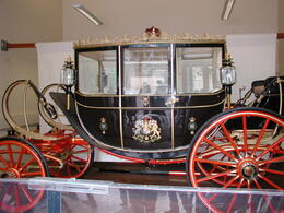 Photo of London The Royal London Tour including Buckingham Palace One of the carriages
