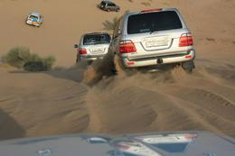 Photo of Dubai 4x4 Dubai Desert Safari Slipping & Sliding