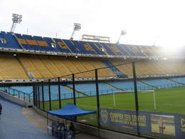Photo of Buenos Aires Buenos Aires Behind the Scenes Soccer Stadium Tour Stands
