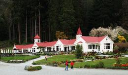 Photo of Queenstown Walter Peak High Country Farm Tour and Cruise from Queenstown Walter Peak Homestead