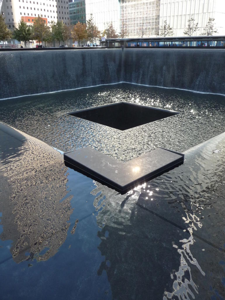 9/ 11 memorial - New York City