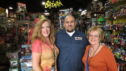 Photo of Las Vegas Pawn Stars Tour of Las Vegas A visit to the Toy Shack