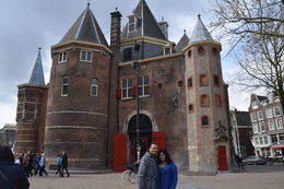 Amsterdam Waag Nicolaes Tulp guild , RAHUL S - May 2015