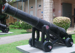 Photo of   Cannons
