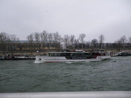 Photo of Paris Seine River Cruise: Sightseeing with Optional Aperitif or Snack Cruise on the Seine