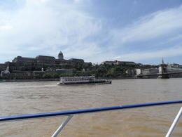 Photo of Budapest Danube River Lunch Cruise Cruising the River