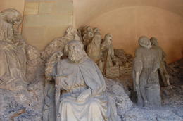 Statues in the chuch. , Sandra Y - June 2011