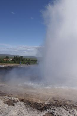The Geysir place is impressive. Time between eruptions is short. , Ralf H - August 2013