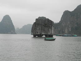 Photo of Hanoi Halong Bay Small Group Adventure Tour including Cruise from Hanoi heading out to the islands