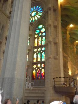 Photo of Barcelona Skip the Line: Barcelona Sagrada Familia Tour inside Sagrada Familia