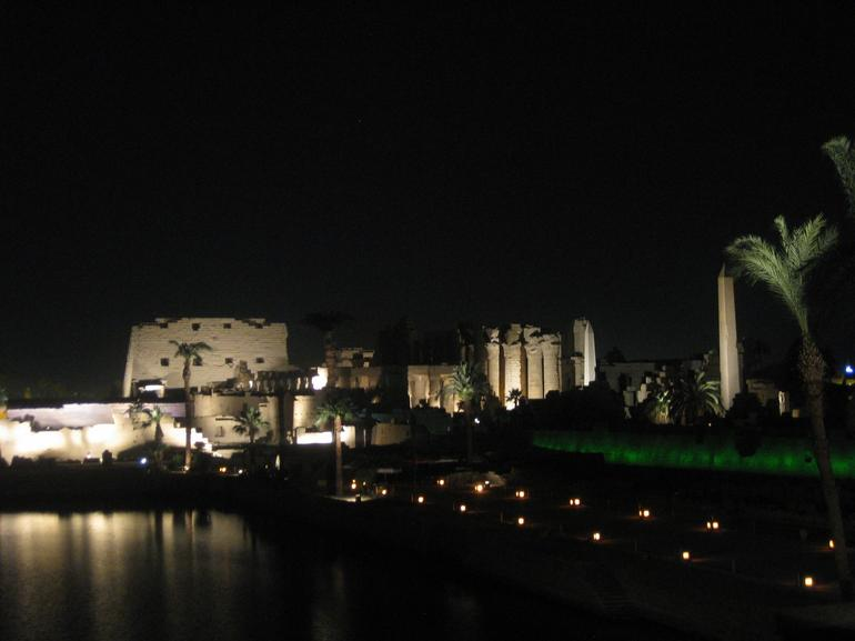 Karnat at night - Luxor