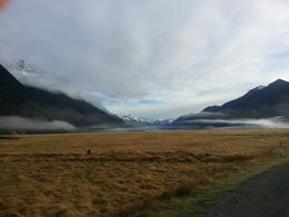 Photo of Queenstown Milford Sound Cruise and Optional Coach Tour Misty morning