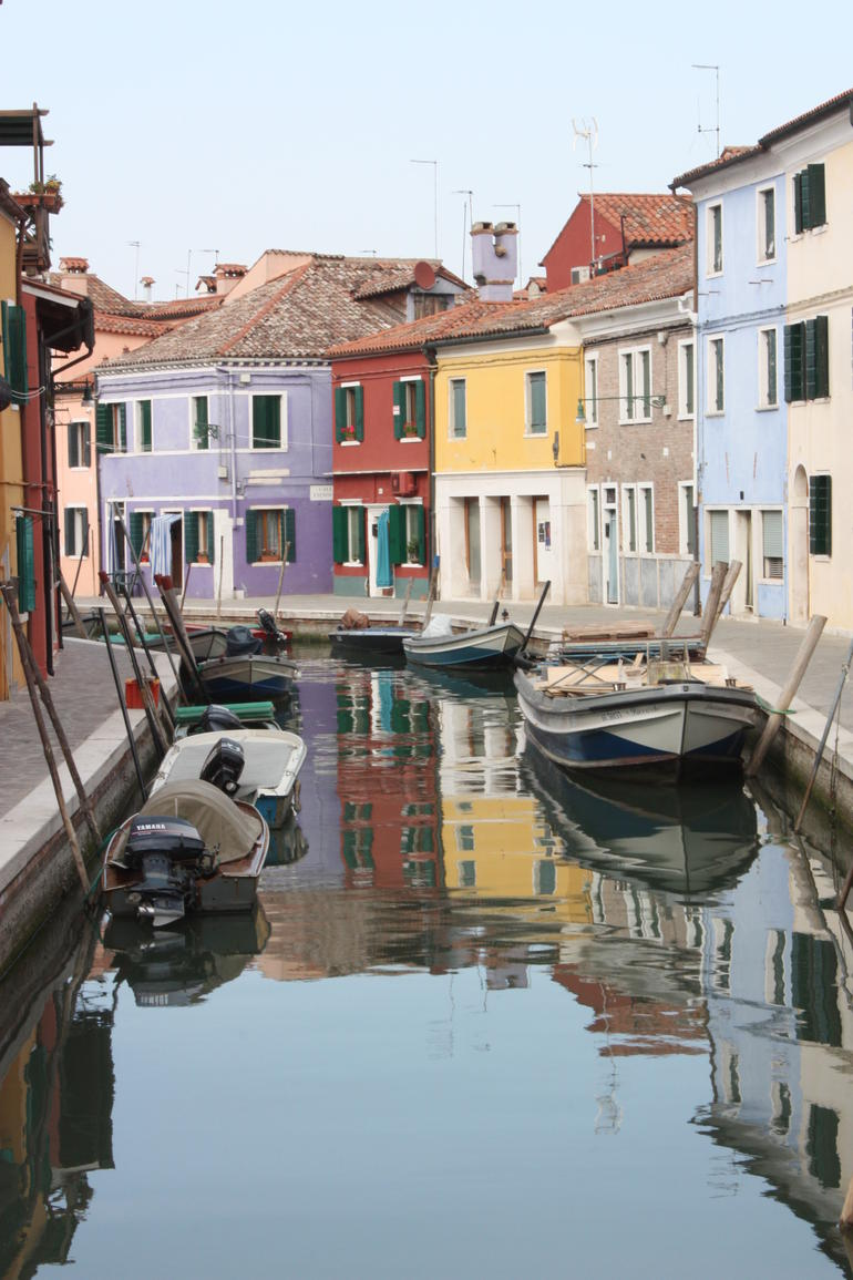 Murano Glass and Burano Lace Tour from Venice - Venice