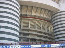 Photo of Milan Milan Football San Siro Stadium Tour San Siro Stadium's famous spiraling staircases
