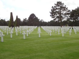 Photo of Bayeux Normandy Beaches Half-Day Trip from Bayeux The American Cemetary