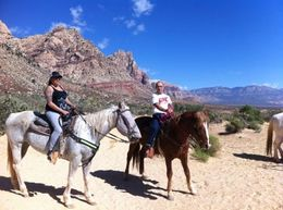 Enjoying the ride and scenery, Michele Carbajal Curiel - May 2015