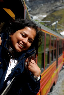 This is the best train ride - most picturesque one that u can get - however not for those who cant take the altitude!!! , chauhanarchu - June 2011
